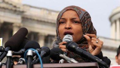 الہان عمر نے امریکہ کو سرطان زدہ قرار دے دیا