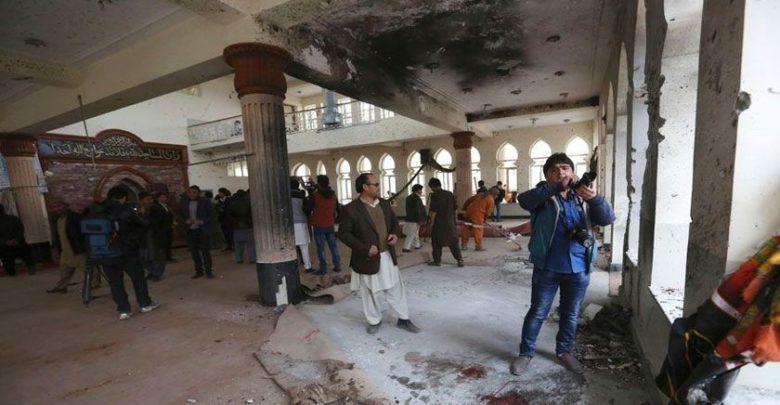افغانستان، شیعہ مسجد پر حملے میں3 نمازی شہید 24 زخمی