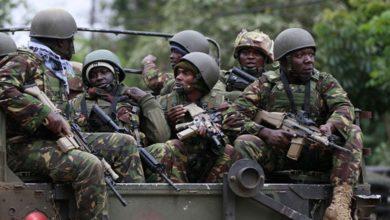 سیاہ فام فوجیوں کی اسرائیلی حکومت کو دھمکی