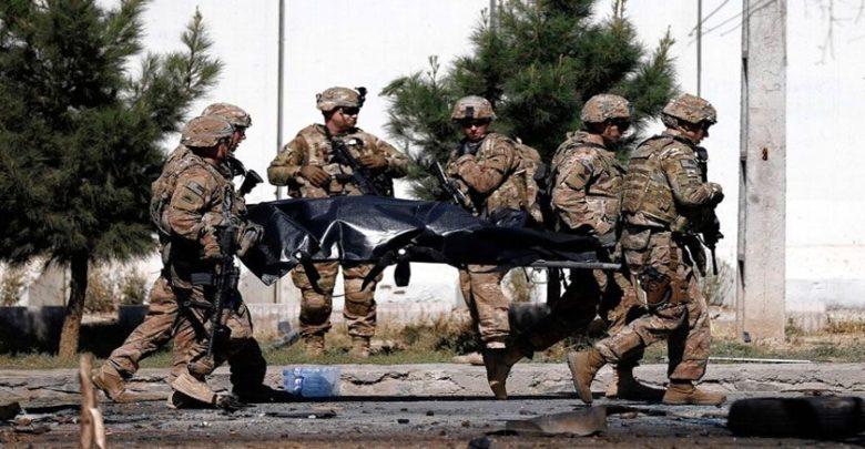 افغانستان میں قابض امریکی فوجی واصل جہنم