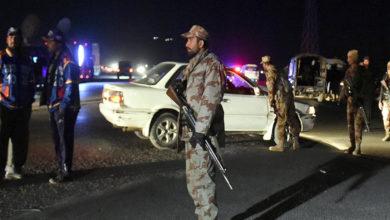 کالعدم سپاہ صحابہ کا ٹارگٹ کلر پولیس مقابلے میں ہلاک