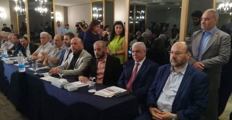 ''سینچری ڈیل'' کےمقابلےمیں فلسطینی مزاحمت کی حمایت کااعلان