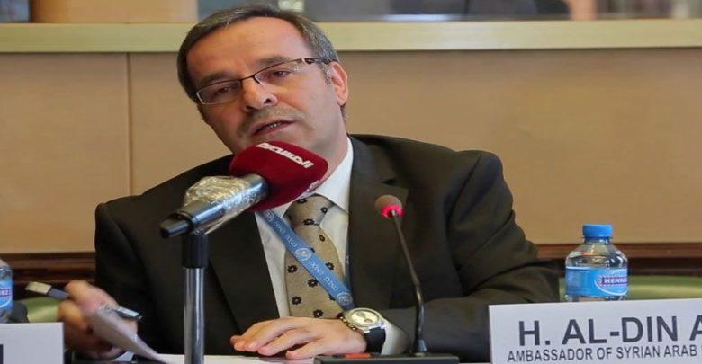 اسرائیل کو جولان سمیت عرب مقبوضہ سرزمین کو واپس کرنا ہوگا