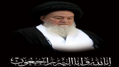 آیت اللہ سید محمد حسینی شاہرودی دارِ فانی سےکوچ کر گئے