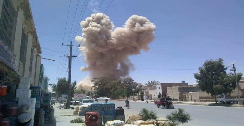 عراق میں امام بارگاہ لہو لہان، 5 افراد شہید 14 زخمی