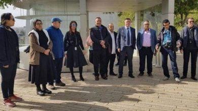 عرب ممالک کے صحافیوں کا وفد اسرائیل پہنچ گیا