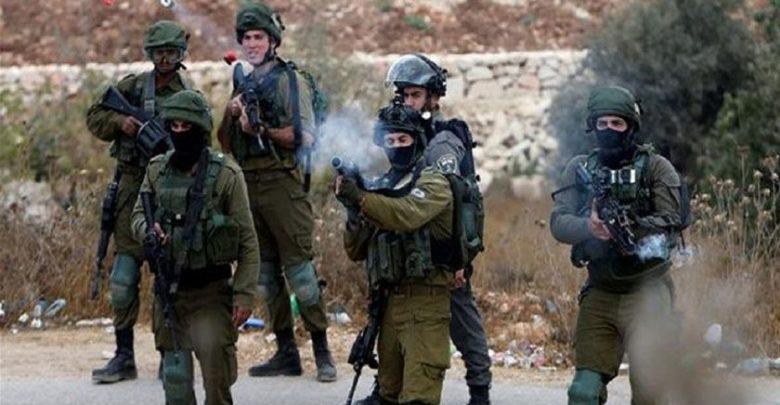 صیہونی فوج کی فائرنگ سے 3 فلسطینی شہری زخمی