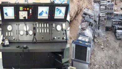 عراقی فوج کا داعش کے میڈیا کوریج کے 142 آلات پر قبضہ