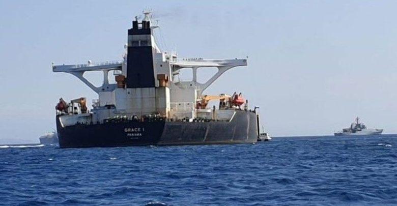 ایرانی تیل بردار ٹینکر کے تمام عملے کو ضمانت پر رہا کردیا