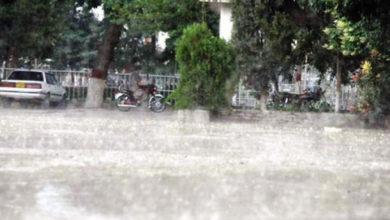 کراچی سمیت سندھ بھر میں بارش سے موسم خوشگوار