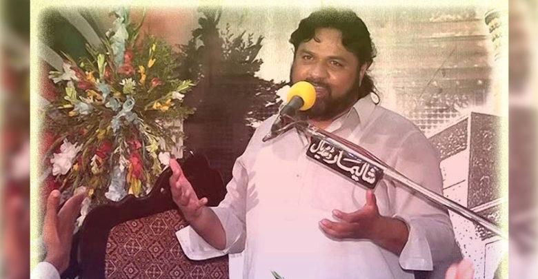شاعر آل عمران شوکت رضا شوکت نے6جولائی کنونشن سے اعلان لاتعلقی کردیا