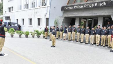 سندھ پولیس میں بڑے پیمانے پر تبادلے، آئی جی کراچی تبدیل