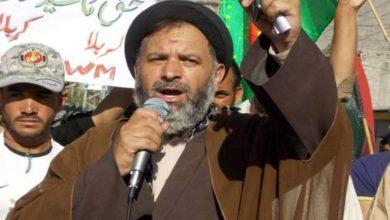 مولانا رئیس کو رہا نہ کیا تو جی بی میں احتجاجی مظاہرے کریں گے