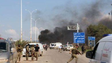 شامی پولیس کی بس پر داعشی دہشت گردوں کا حملہ۔ 5 اہلکار ہلاک