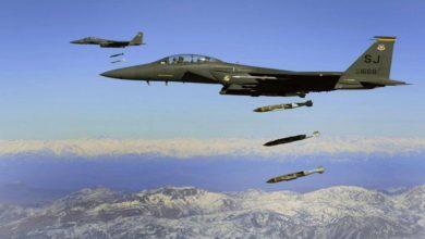 شام میں امریکی جنگی طیاروں کی بمباری، 15 شامی شہری جاں بحق