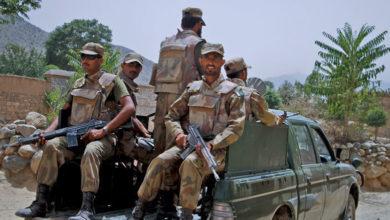 دہشت گردوں کا حملہ، پاک فوج کے 10 جوان شہید