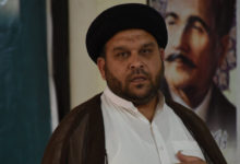 حکومت شیخ ابراہیم زکزاکی کی رہائی کیلئے سفارتی کرداراداکرے