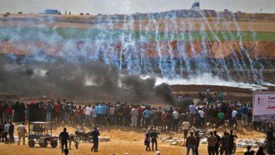 غزہ پر اسرائیلی فوج کی 6 ماہ میں انسانی حقوق کی 628 خلاف ورزیاں