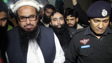 کالعدم جماعت الدعوۃ کے رہنما حافظ سعید کو گرفتار کرلیا گیا