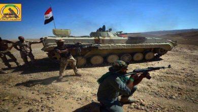 حشد شعبی کے مجاہدین نے داعشی حملے کو ناکام بنادیا، متعدد ہلاک