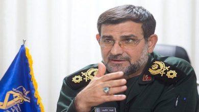 خلیج فارس کی سلامتی کا ذمہ دار صرف ایران ہے۔ ایڈمرل تنگسیری