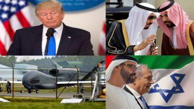 ایران پر امریکہ کے حملے کے جواب میں شدید جوابی حملے کا خوف