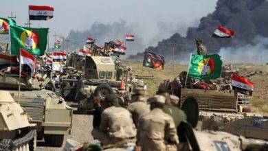 عراق میں داعش کے خلاف آپریشن کامیابی کے ساتھ جاری