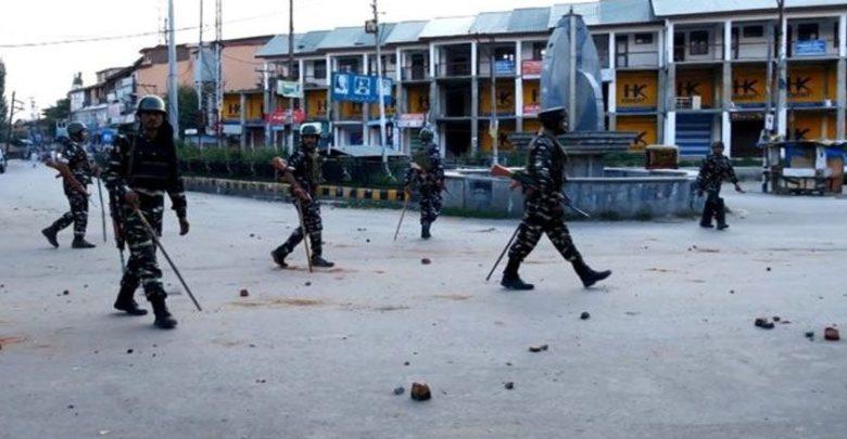 کشمیر میں کرفیو کے باوجود مظاہرے، عوام میں خوف ہراس