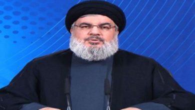 ایران کے خلاف جنگ سے خطے میں آگ لگ جائےگی۔ حسن نصر اللہ