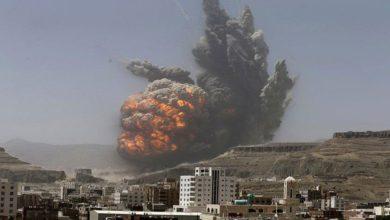 سعودی جنگی طیاروں کی صنعا پر بمباری، متعدد افراد شہید و زخمی