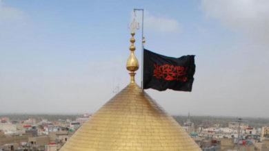 14410ھجری، روضہ مبارک حضرت عباس ؑ کے گنبد پر لہرانے والے پہلے علم کی خصوصیات