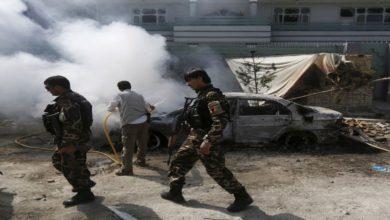 افغانستان میں 100 ویں یوم آزادی کی تقریب میں بم دھماکے