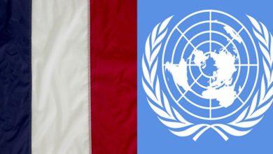 داعشی عناصر کی عراق منتقلی پر فرانس اور اقوام متحدہ میں لفظی جنگ