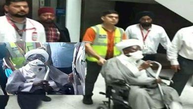 شیخ زکزاکی کے ساتھ بھارتی حکومت کا ظالمانہ رویہ ناقابل قبول ہے