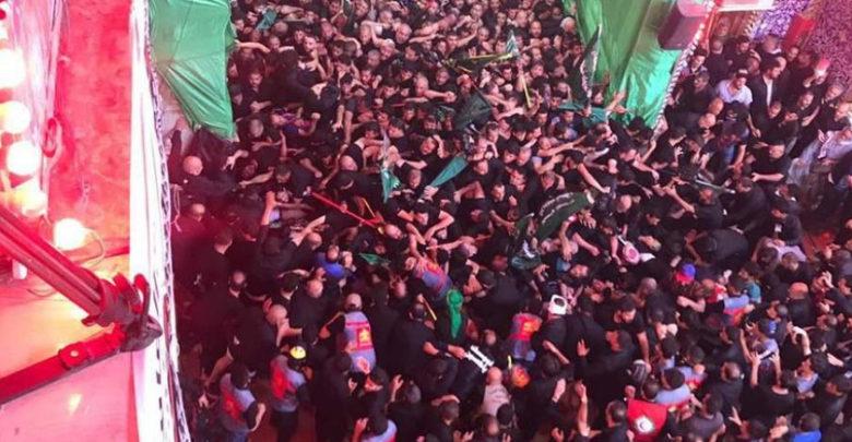 کربلا حرم امام حسین ؑمیں رش کے باعث 40 مومنین شہید 120 زخمی