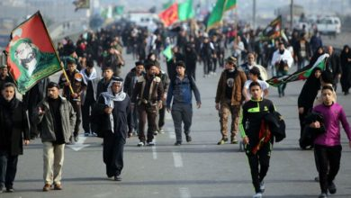 اربعین حسینی مارچ کا آغاز، سیکورٹی پلان پر عمل درآمد شروع