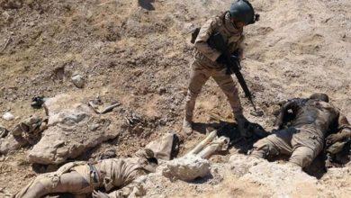 عراقی فورسز کے ہاتھوں 12 داعش دہشت گرد واصل جہنم