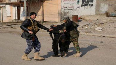 عراقی سیکیورٹی فورسز کی کارروائی، 78 تکفیری دہشت گرد گرفتار