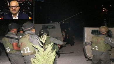 صیہونی فوج نے فلسطینی وزیر امور بیت المقدس کو گرفتار کرلیا