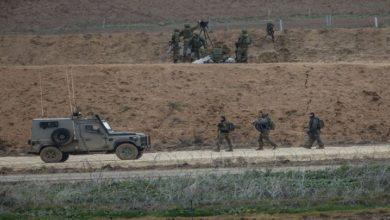 فلسطینی مکھیوں اور مچھروں کا اسرائیلی فوجیوں پر حملہ