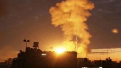 اسرائیل کی غزہ پر ڈرون طیاروں کی بمباری