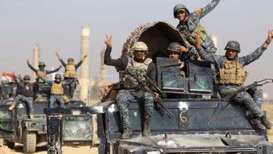 عراقی افواج کی ارادہ النصرہ کارروائیاں کامیابی کے ساتھ ختم