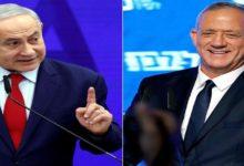 بنیامین نیتن یاہو انتخابات میں اکثریت حاصل کرنے میں ناکام
