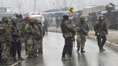 کشمیر میں جھڑپیں، 4 حریت پسند شہید اور ایک فوجی ہلاک