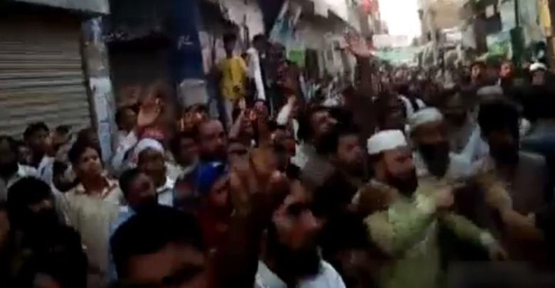 لاہور، چوہنگ میں جلوس عزاء پر حملہ کس نے کروایا؟