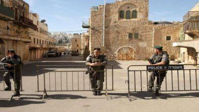 یہودی مذہبی تہوارکی آڑ میں مسجد ابراہیمی نمازیوں کے لیے بند