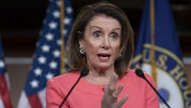 امریکی صدر ٹرمپ کے فیصلے پر ننسی پلوسی کی شدید تنقید