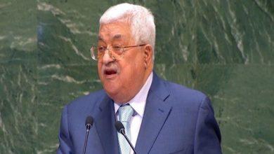 فلسطینی صدر کا وطن واپسی پر عام انتخابات کے اعلان کا فیصلہ