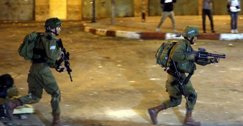 غرب اردن میں اسرائیلی فوجیوں سے جھڑپیں، دسیوں فلسطینی زخمی