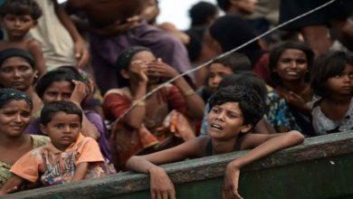 روہنگیا مسلمانوں کو نسلی تطہیر جیسی صورت حال کا سامنا ہے